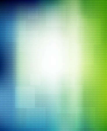 green background: Abstract colorful texture vector background Illustration