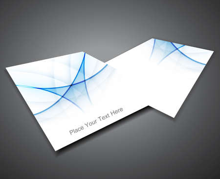 abstract  business corporate brochure Professional design Vector  Vector