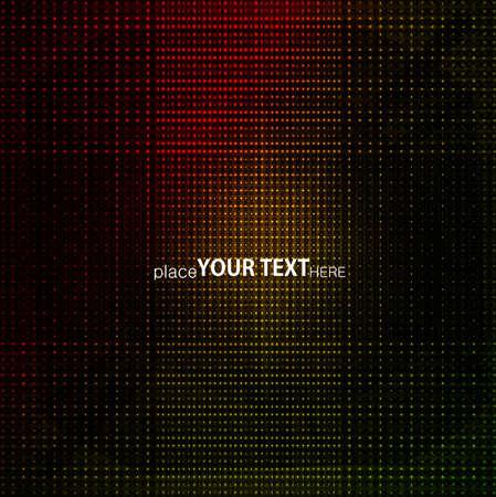 추상 여러 가지 빛깔의 점 배경 벡터 디자인 아트
