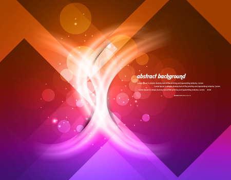 designe: abstract new bright colorful vector designe Illustration