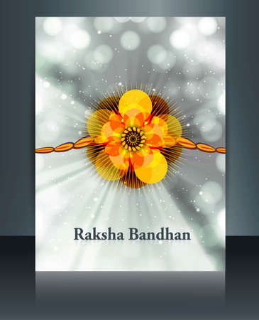 rakshabandhan: rakshabandhan template celebration colorful background  Illustration