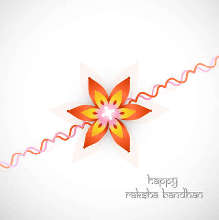 rakshabandhan: abstract rakshabandhan colorful white background