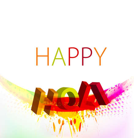 hindus: abstract gulal background of holi text festival background