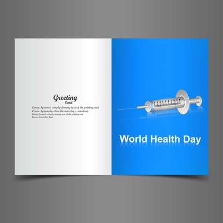 день здоровья открытки:
