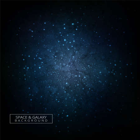 Colorful deep space galaxy universe concept background 일러스트