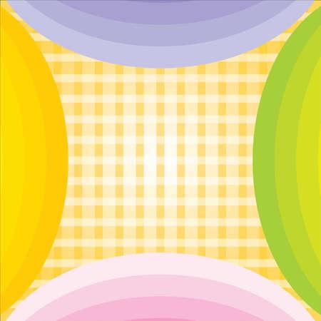 Cloth texture background Illustration