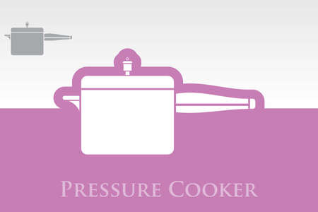 Icon of Pressure Cooker   Vector