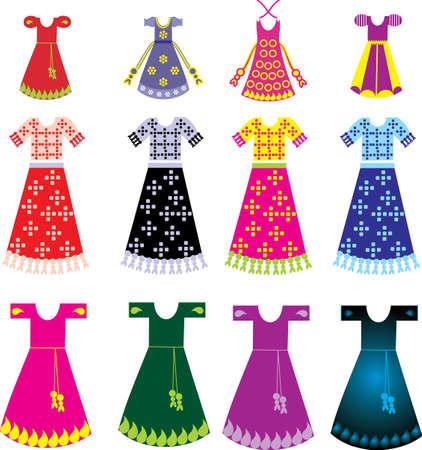 frock: Set of Frock dresses