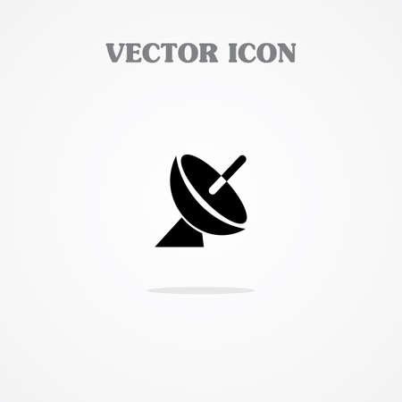 microwave antenna: Icono de Antena Dish