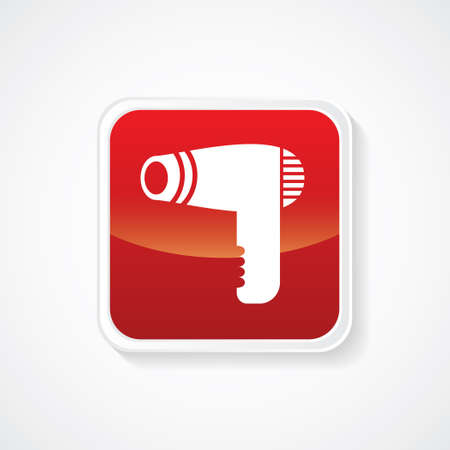 drier: Hair Dryer Icon