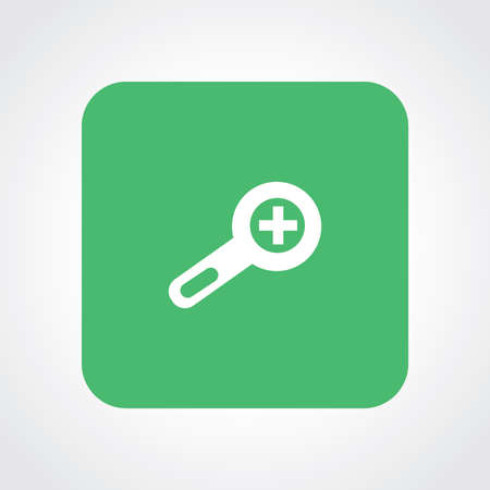 useful: Very Useful Flat Icon of Search.