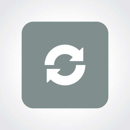 refreshed: Very Useful Flat Icon of Reload.