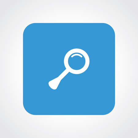 Very Useful Flat Icon of Search.