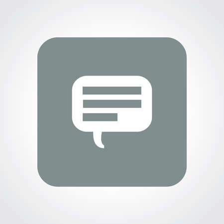 comments: Very Useful Flat Icon of Comments.