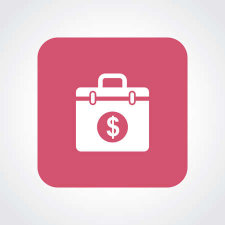 cited: Very Useful Flat Icon of Money Suitcase.