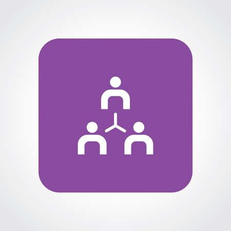 fraternity: Very Useful Flat Icon of Team.