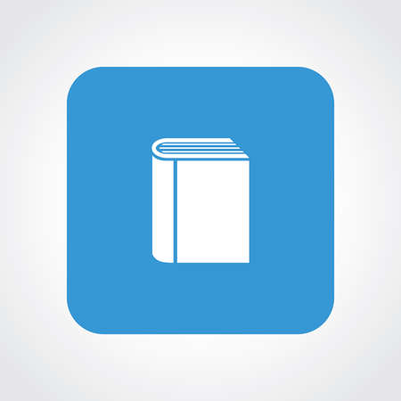 Very Useful Flat Icon of Book. Eps10. 矢量图像