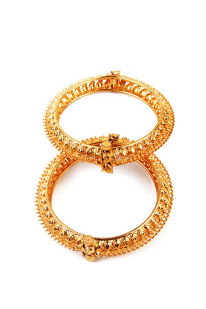 armlet: Traditional Indian Gold Bangles