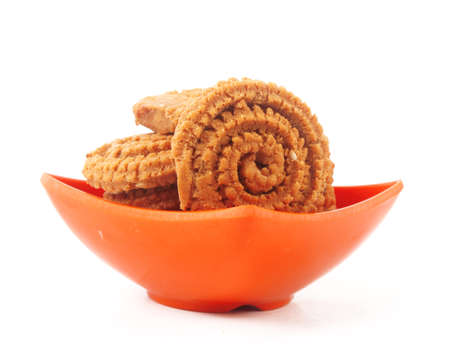 very tasty Indian Snack Chakli.