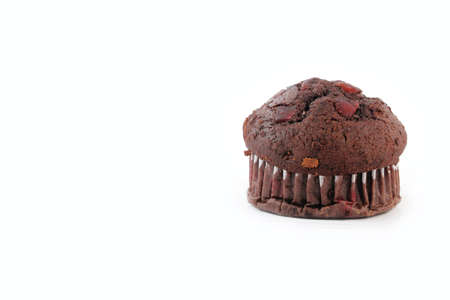 Cupcake - Muffins Isolated on white background.