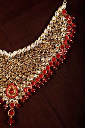 Traditional Indian Jewellery Imagens - 131635420