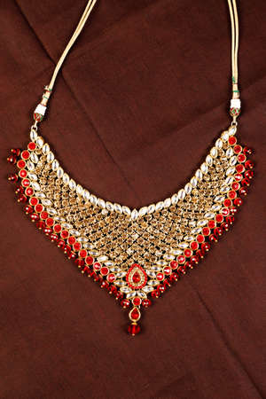 Traditional Indian Jewellery Imagens - 131634228