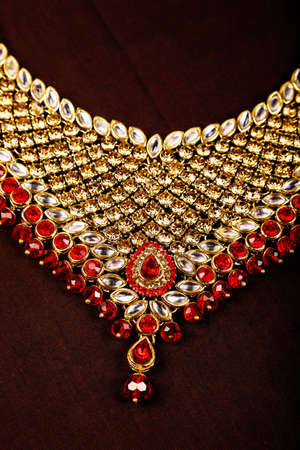 Traditional Indian Jewellery Imagens - 131635201