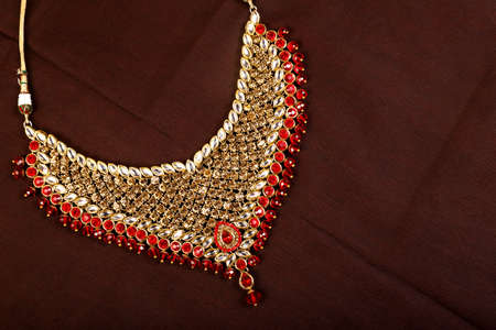 Traditional Indian Jewellery Imagens - 131635269