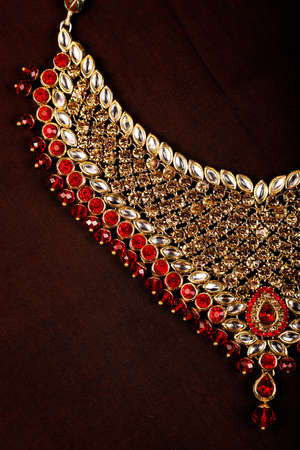 Traditional Indian Jewellery Imagens - 131634856