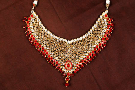 Traditional Indian Jewellery Imagens - 131635061