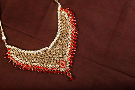 Traditional Indian Jewellery Imagens - 131634939