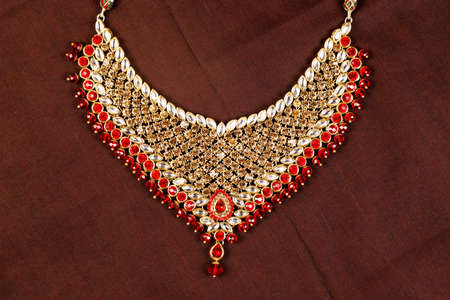 Traditional Indian Jewellery Imagens - 131635354