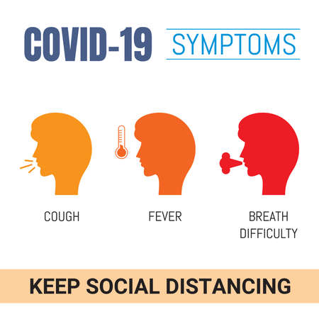 Corona Virus-The Covid-19 Vector Messages.
