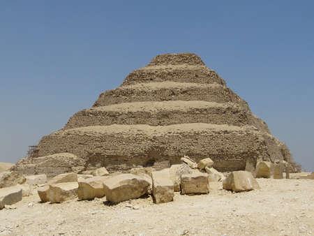 pharoah: Secrets of the Saqqarah