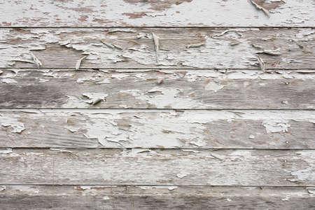 White wood peeling abstract wood texture Stock Photo