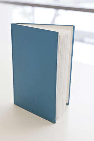 A single blue book Stock Photo - 9737787