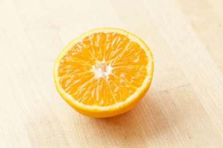 Ripe and Fresh Mandarin Orange on a background Stock Photo - 14228905