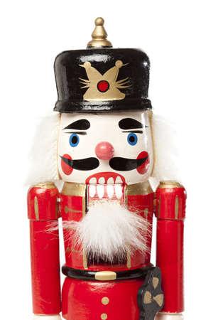 nutcracker: Festive Christmas NutCracker ready for the Holidays