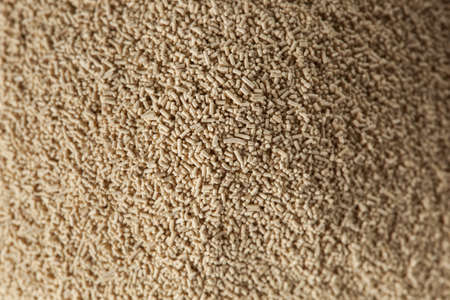 yeast: Organic Raw Yeast for baking bread against a background