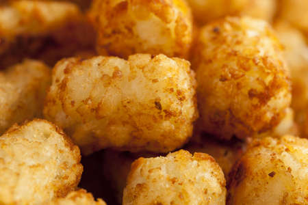 tots: Organic Fried Tater Tots made from fried potato