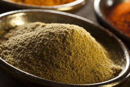 flavorings: Organic Gourmet Hot Ground Spices used for Cooking