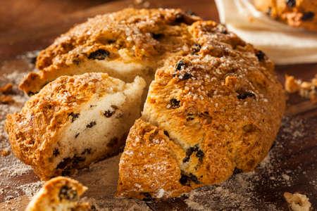 bread soda: Traditional Irish Soda Bread for St. Patricks Day