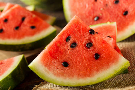 pulpy: Ripe Healthy Organic Watermelon Ready to Eat