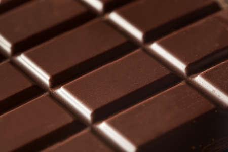 candy bar: Oscuro Org�nica Chocolate Candy Bar en una envoltura