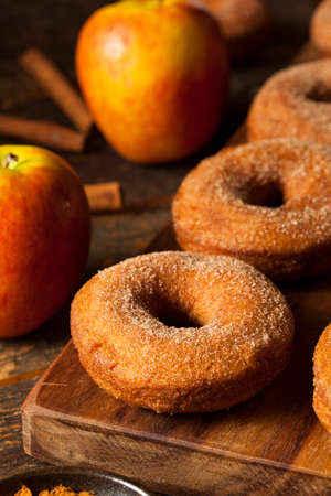 Sugar apple: Warm Apple Cider Donuts Ready to Eat