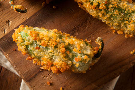 poppers: Homemade Breaded Jalapeno Poppers with Cream Cheese