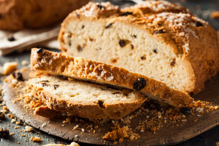 bread soda: Homemade Irish Soda Bread for St. Patricks Day