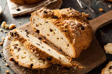 fresh  baked: Homemade Irish Soda Bread for St. Patricks Day