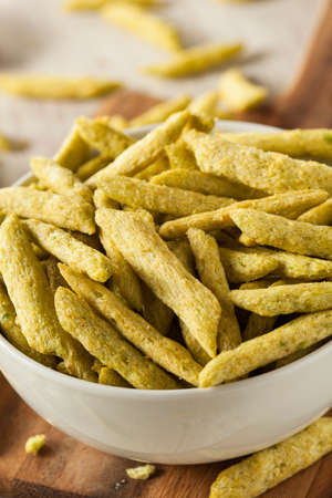 snap: Healthy Organic Snap Pea Chips Lightly Salted