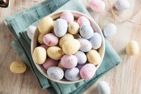 sugary: Sweet Sugary Easter Candy in a Bowl
